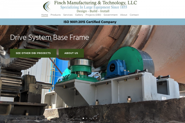 Finch Manufacturing